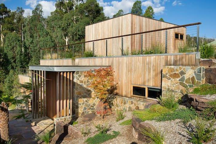 Amazing Bush Accommodation - Marysville - Haus