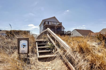 Quiet 4BR Oceanfront Milford House - Haus