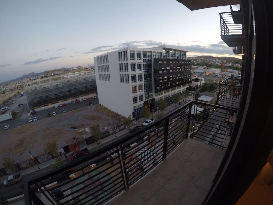 Vista piso 5