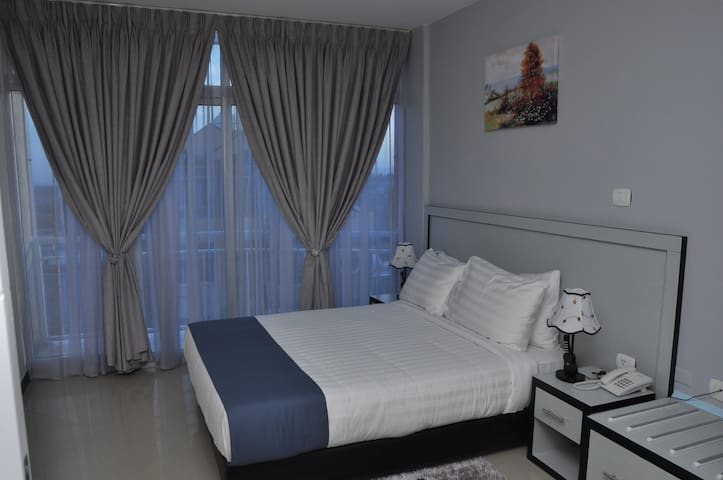 AfroAddis Hotel Apartment Deluxe Room