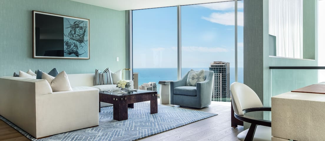 Real Select Vacations Sky Penthouse at Ritz Carlton Waikiki