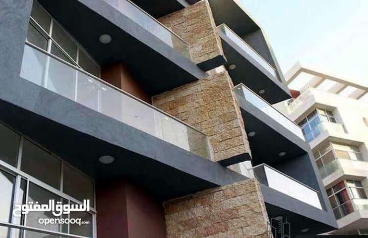Nice sleep/quite place/University of Jordan