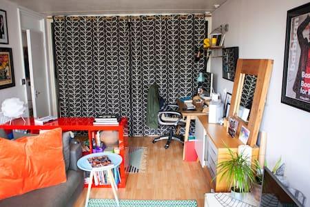 The Photographer's Apartment