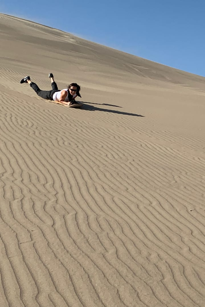 Optional: Sandboarding