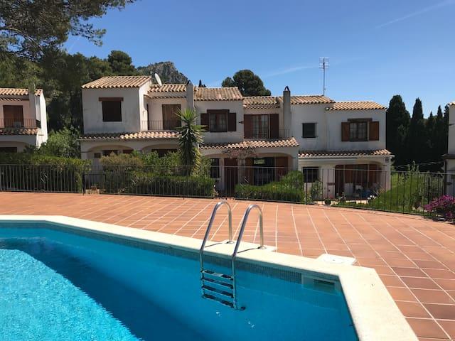Casa en preciosa urbanización privada en Estartit