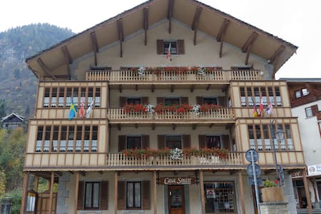 Charming Apartment in Alagna centre