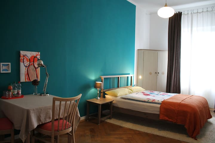 Nice Room, nearby the HBF and City Center :-)