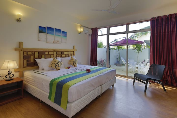 Most beautiful guest house in RASDHOO with awesome Service to our Guests