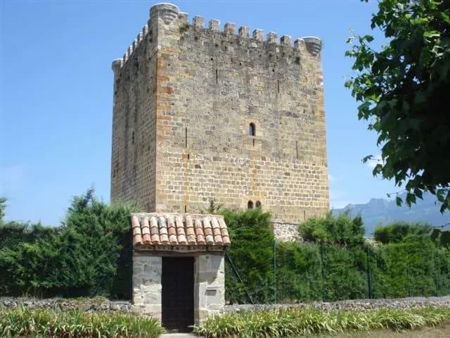 Castillo del siglo XV