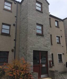 Spacious 2 bedroomed flat - Sleeps 4 - Aberdeen - Appartement