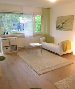 Gemütliche moderne 2-Zimmerwohnung in Dittelbrunn - Dittelbrunn