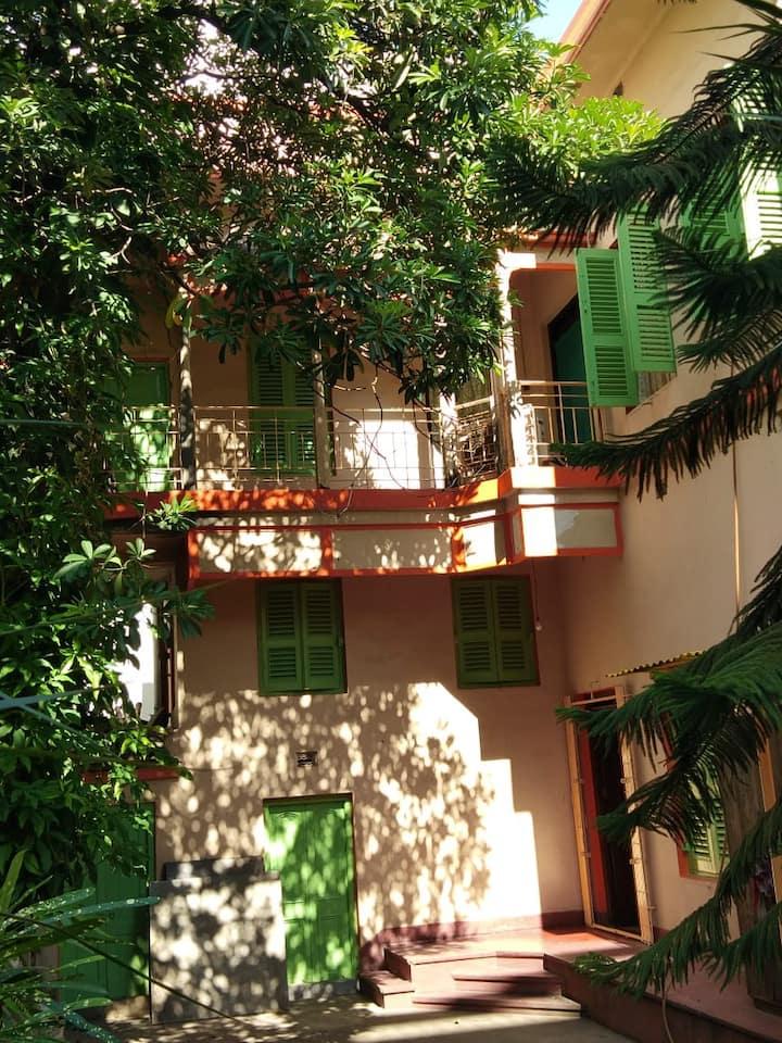 Cosy Room by Garden