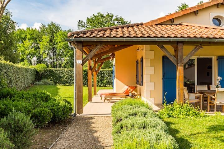 Fijn huis (6p) in Midden Frankrijk (Les  Forges)