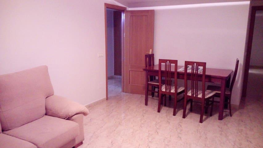 Apartamento completo archena