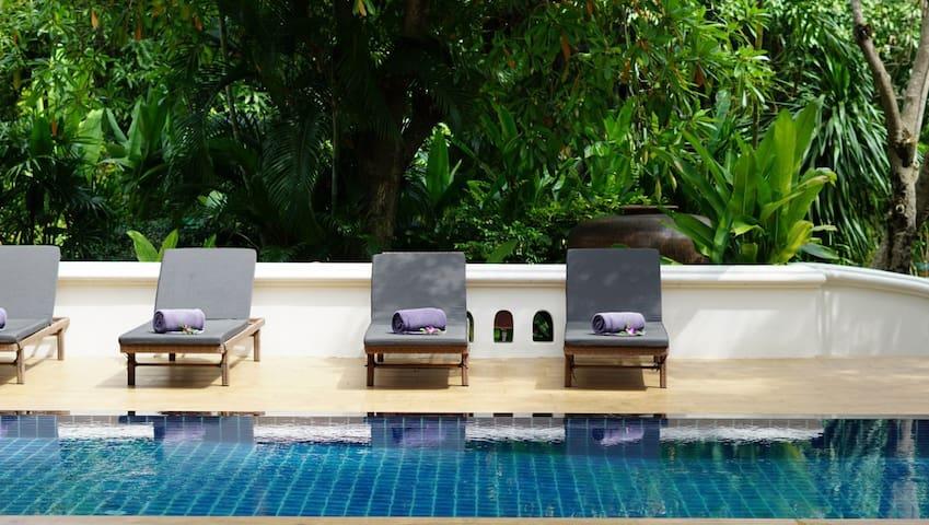 Baan Saen Doi Luxury Pool Villa