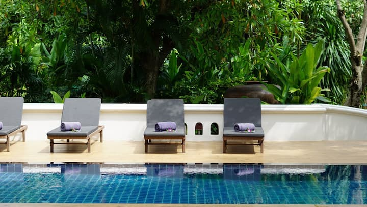 Baan Saen Doi Luxury Pool Villa