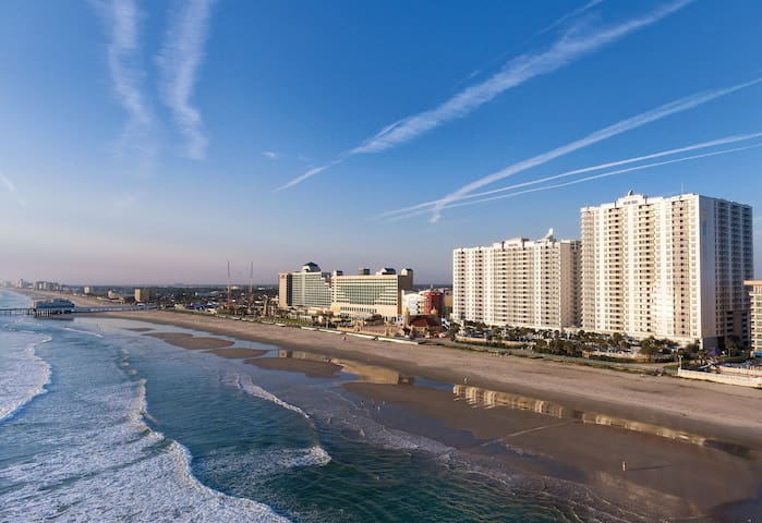 Beach Getaway In Daytona You Won't Forget!