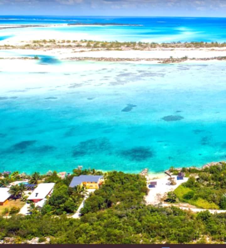 Stunning Villa Moriah Harbour Cay Exuma Bahamas