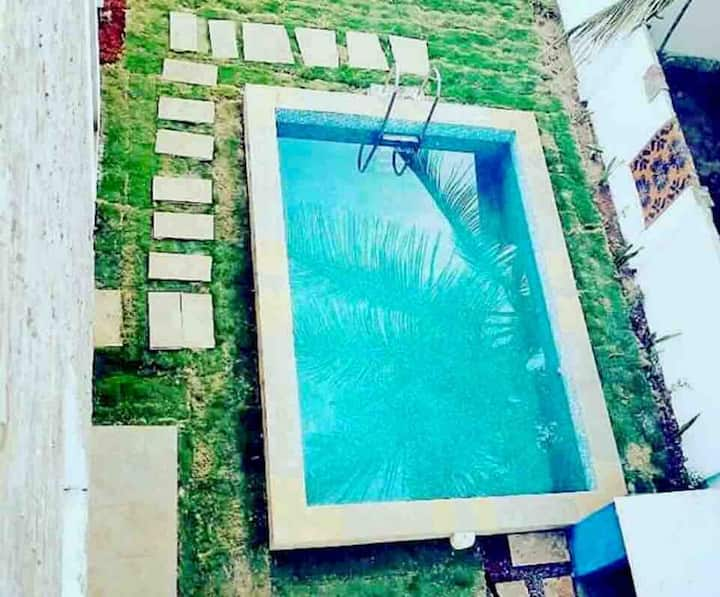 AUM Villa with Pool