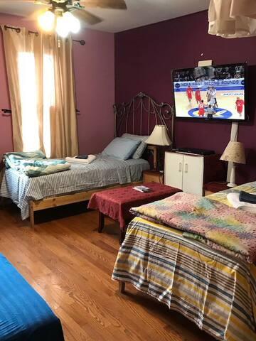 Manhattan private room 2  Columbia university area