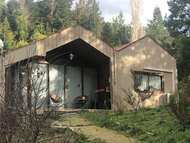 Paz y Tranquilidad cerca de Concepción cabaña