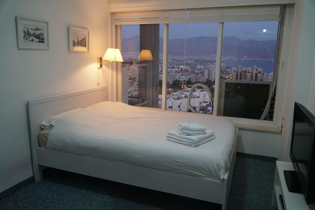 View (winter bedding)