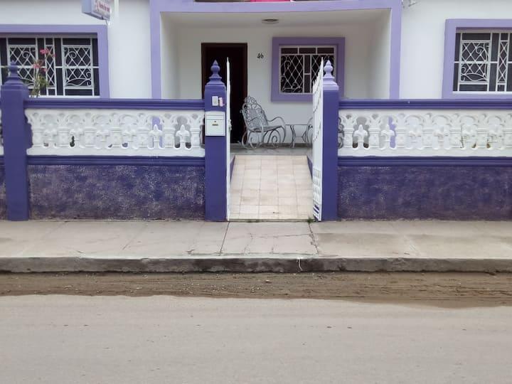 Violet House Hostal All Rooms