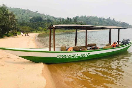 Kibuye blue monkey tours & boat trip