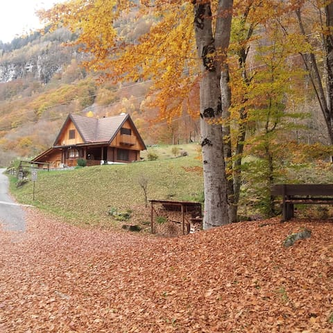 Vacanza in chalet di montagna - Chalet in affitto a ...