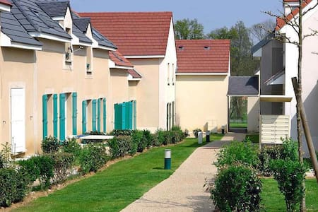 SLEEPING BEAUTY BRIGHT HOUSE 60m2 Close Disneyland - Magny-le-Hongre