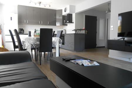 apartment  3 rooms , 80m2 (15 min to GENEVA) - Annemasse - Huoneisto