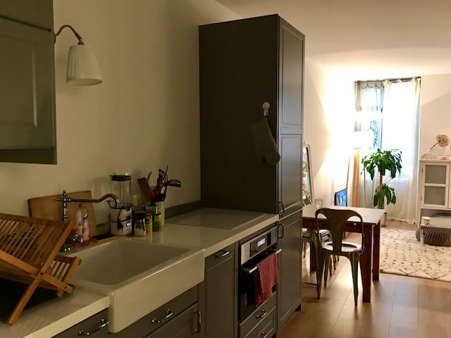 Charmant appartement Batignolles