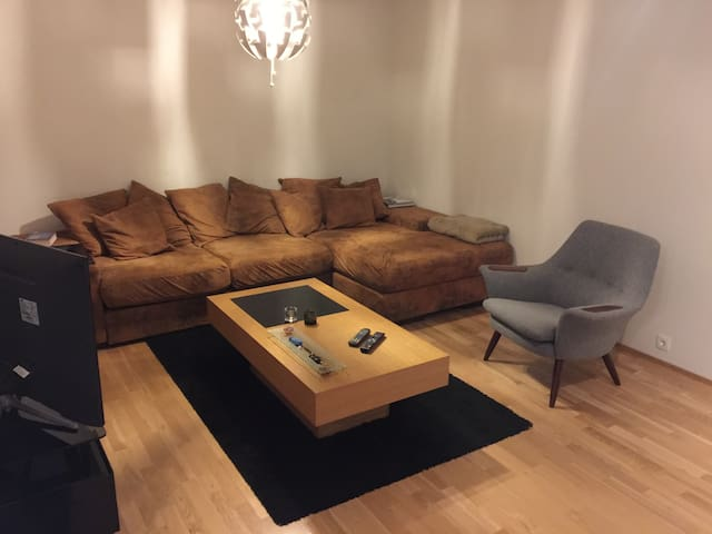 Nice apartment in a quiet area - Reykjavík - Pis