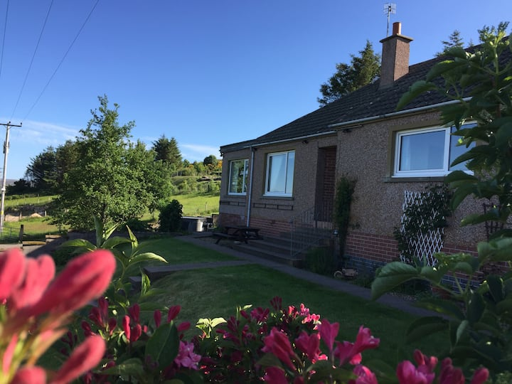 4 The Sheiling B&B - NC500, Melvich