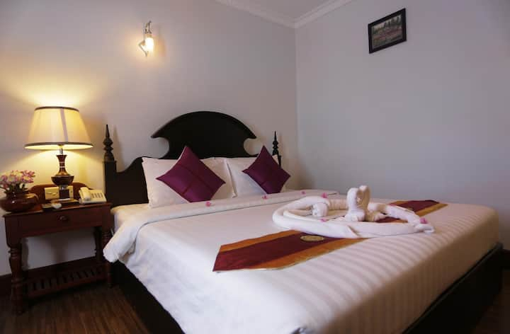 Typical Twin Superior At Siem Reap