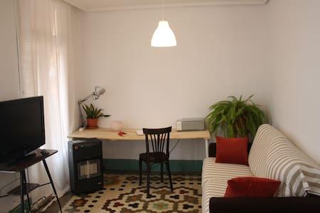 HABITACIÓN en el histórico barrio del CABANYAL - València - Apartment