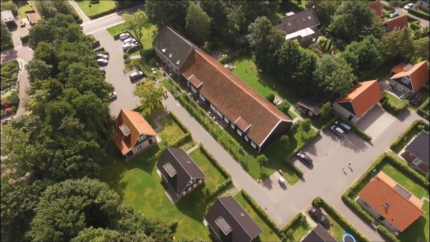 Gezellig appartement in boerderij VILLETTA (B&B) - Zonnemaire - อพาร์ทเมนท์