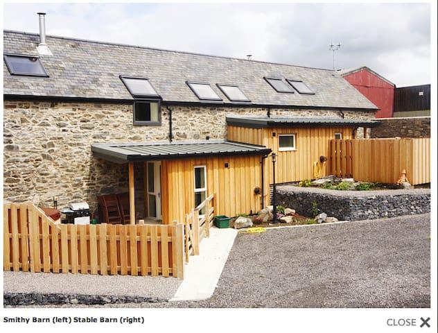 Cottages on family run working farm - Betws-yn-Rhos - Casa