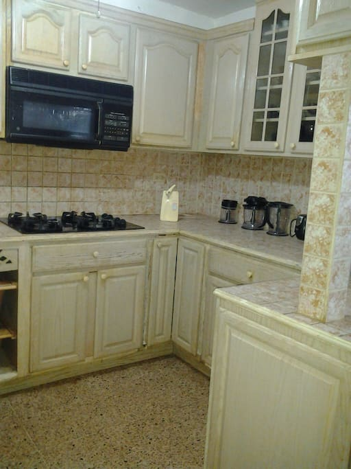 House kitchen are available.