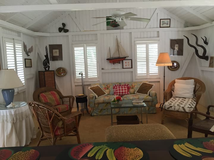 Seahorse Cottage - Nevis, West Indies