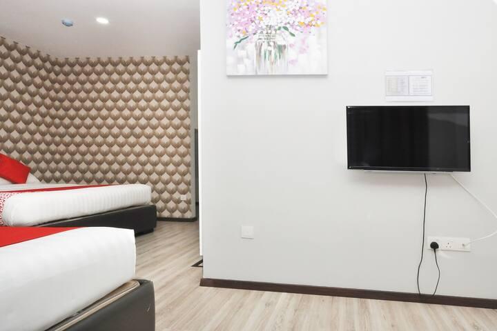 Suite Family in Ada Hotel & Apartment