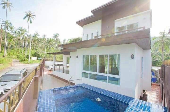 Pool Villa in Chaweng Noi