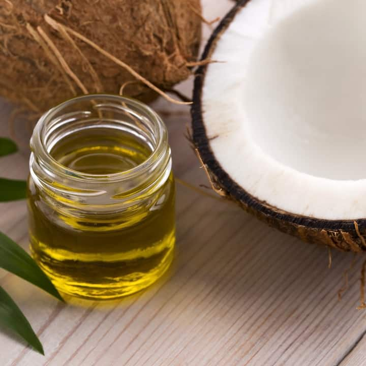 Coconut oil 100% Original