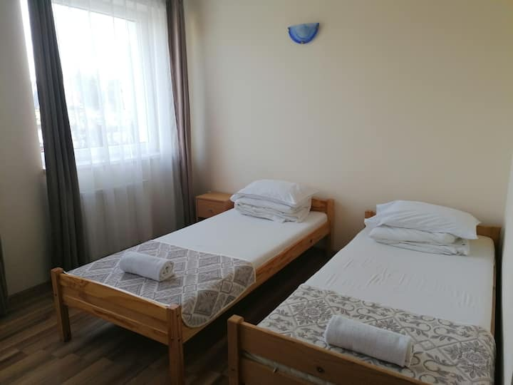 Hotel Ferihegy Double room near the Airport