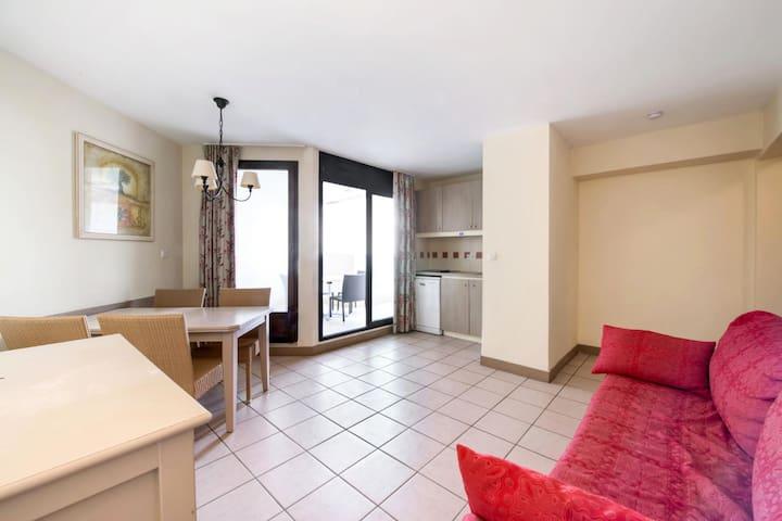 Appartement 2 pièces 4 personnes Budget 161577