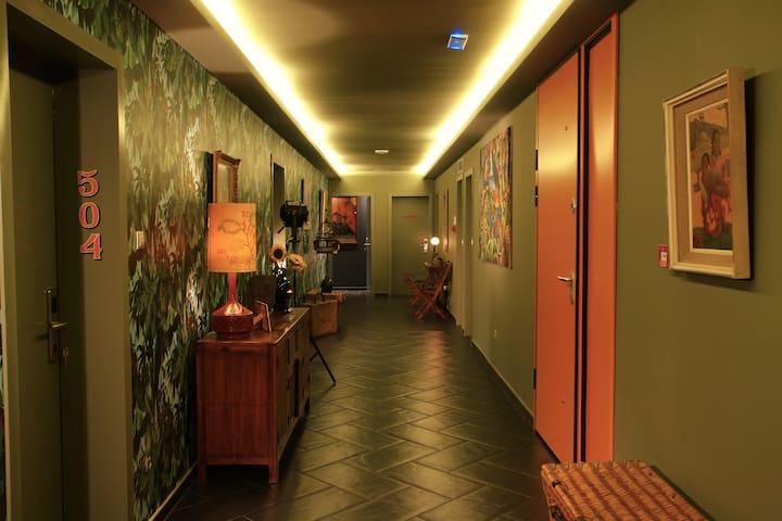 MiniLux apartment - Athina - Apartment