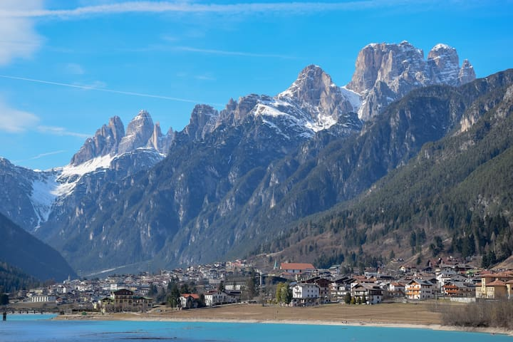 The Real Dolomites!