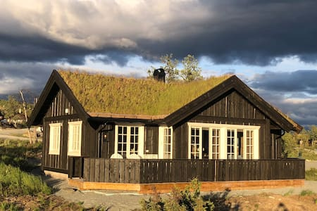 High standard cabin at beautiful Beitostølen