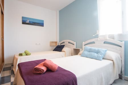 Room with two beds - Altea