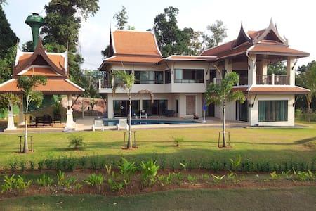 luxury,private 4 bedr Villa w/ Pool - Khao Lak - วิลล่า